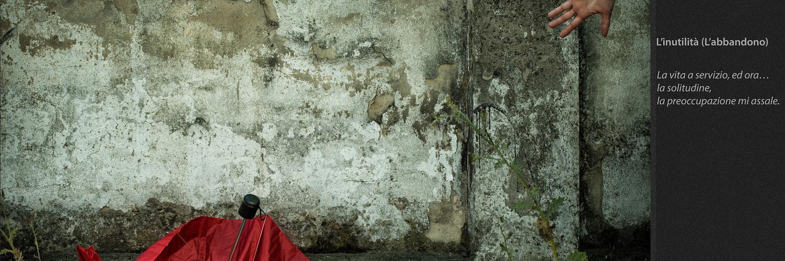Il percorso (4) - L'inutilità - L'abbandono - Andrea Ferrari