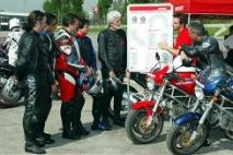 Corso di guida Ducati 1 - bio