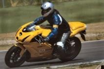 Corso di guida Ducati 4 - bio