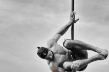 Pole dance #3 - people & mix photos