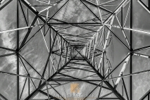 """High voltage pylon #1"""