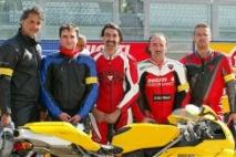 Corso di guida Ducati 3 - bio
